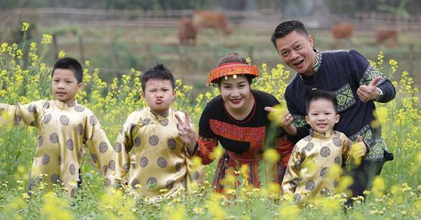 Học lỏm BTV Quang Minh cách xử lý xung đột khi nhà có 3 con trai: Họp gia đình rất công bằng và hài hước