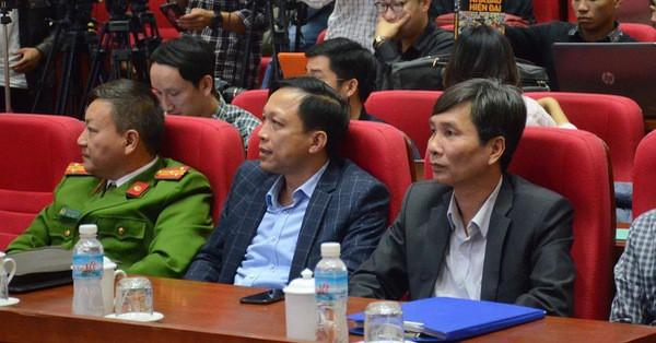 TP Uông Bí tổ chức họp báo thông tin vụ việc ''thỉnh vong báo oán'' tại chùa Ba Vàng