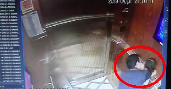 Công an vào cuộc điều tra ''kẻ biến thái'' cưỡng hôn, sờ soạng bé gái trong thang máy ở Sài Gòn