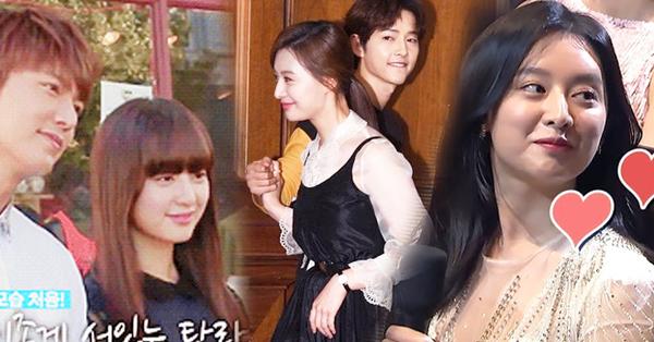Đối xử với từ Song Joong Ki đến Lee Min Ho như anh em, nữ thần ''Hậu duệ mặt trời'' lại e thẹn vì 1 mỹ nam