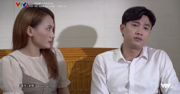 ''Về nhà đi con'' tập 45: Khải đi tù, cả gia đình ông Sơn nhờ Vũ làm điều này