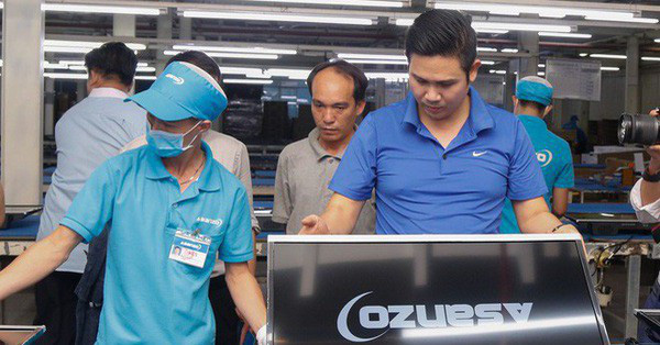 CEO Phạm Văn Tam: Linh kiện nhập khẩu gần 100%, Asanzo không phải hàng VN