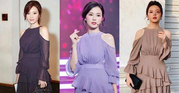"""Chuyện sắm hàng hiệu của Midu: Khẳng định đẳng cấp đại gia theo kiểu sắm đồ """"một mẫu nhiều màu"""" khiến ai cũng trầm trồ"""