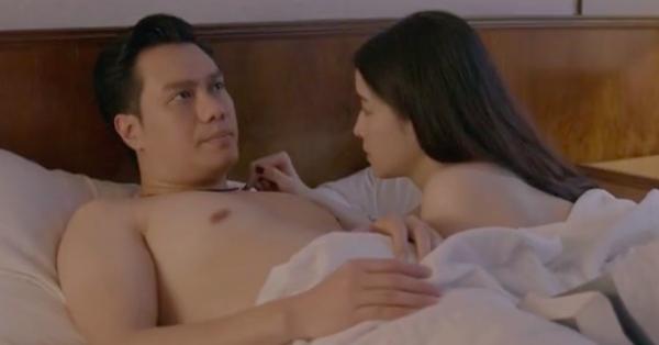 ''Mê cung'': Thêm cảnh ''giường chiếu'' của Việt Anh và vợ ông chủ, ai xem cũng phát ngượng