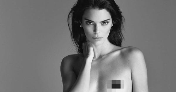 Kendall Jenner đăng ảnh nude táo bạo, khoe vóc dáng người mẫu chuẩn từng milimet