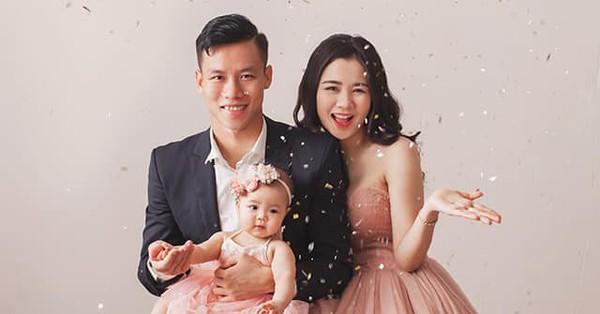 Quế Ngọc Hải chọn đúng 0h gửi lời chúc ngọt ngào cho con gái nhân dịp sinh nhật tròn 1 tuổi