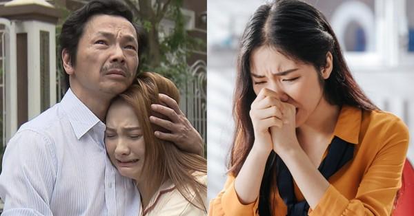 ''Về nhà đi con'': Xem cảnh Thư khóc nức nở ôm bố Sơn, Hòa Minzy nói câu khiến ai cũng chết lặng
