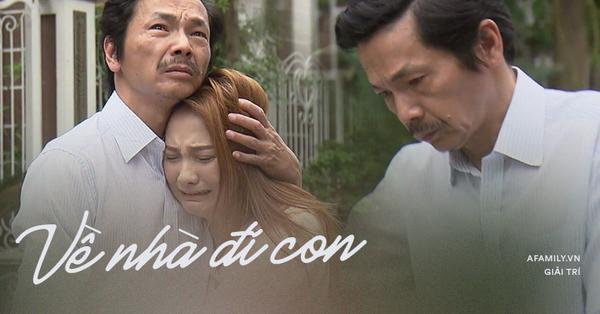 ''Về nhà đi con!'': Tại sao cả tập phim ông Sơn chỉ tập trung vào một câu thoại này?