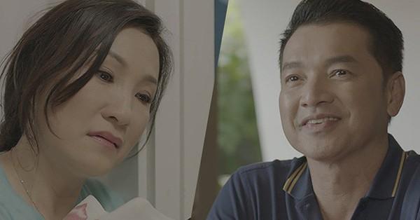 Hậu ly hôn, Quang Minh - Hồng Đào vẫn làm vợ chồng trên phim
