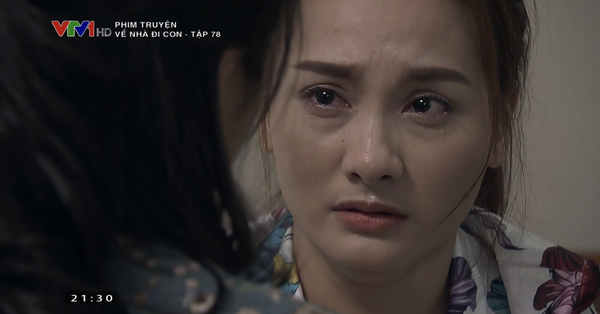 'Về nhà đi con': Thư khóc nghẹn vì hiểu lầm chồng mà không nhận ra ý nghĩa câu nói cuối cùng của Vũ trước cổng tòa án?