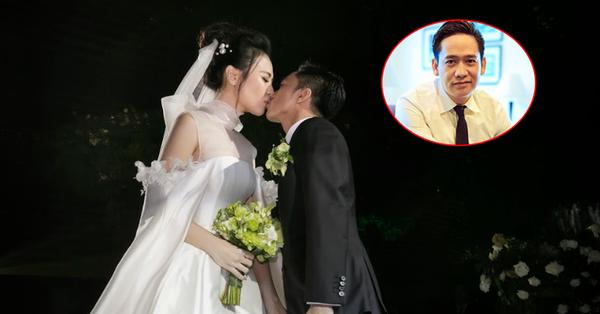 Cường Đô La bị chê chiều cao bất xứng với Đàm Thu Trang, Duy Mạnh đáp trả hộ: 'Một cô gái chân dài sánh đôi với một anh chàng nhỏ bé mới thực sự là trai tài gái sắc'