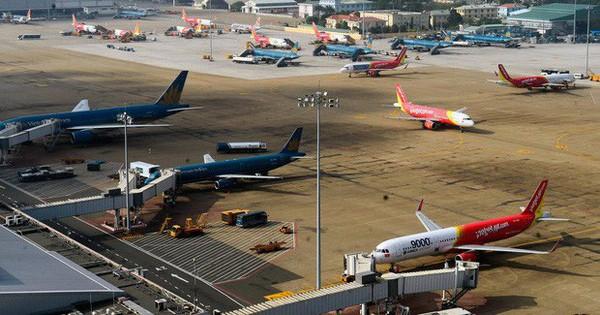 Cả chục người ẩu đả trong sân bay Tân Sơn Nhất, dương tính với ma túy