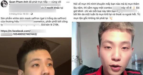 ''Sóng gió'' với Jack chưa yên, Quân A.P đã bị netizen Việt phản ứng cực mạnh vì quảng cáo kem trộn