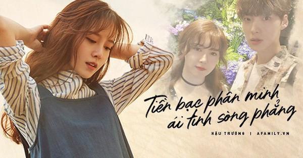 Tạm bỏ qua dăm ba câu ngôn tình mà hãy nghe Goo Hye Sun nói chân lý: Đáng sợ hơn ly hôn đó chính là... hết tiền
