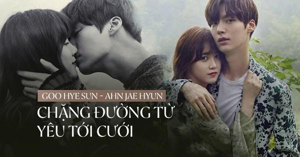 Nhìn lại hành trình yêu nhanh, cưới vội, chia tay trong giằng co của Goo Hye Sun và Ahn Jae Hyun