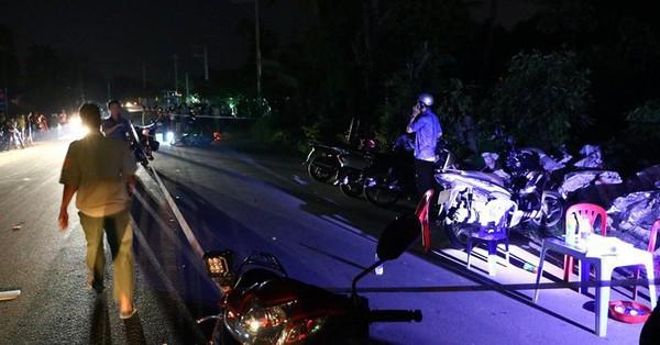 Va chạm giao thông, người đàn ông bị đánh chết tại chỗ