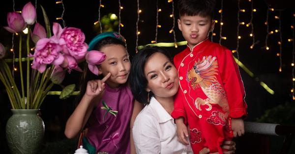 Thái Thùy Linh khoe con gái xinh xắn, nói lời xúc động về ''hợp đồng làm mẹ''