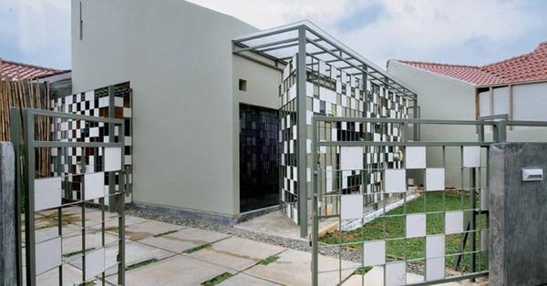 Với chi phí cải tạo xấp xỉ 280 triệu, căn nhà cấp 4 từ 36m² thành 58m² với không gian thoáng rộng