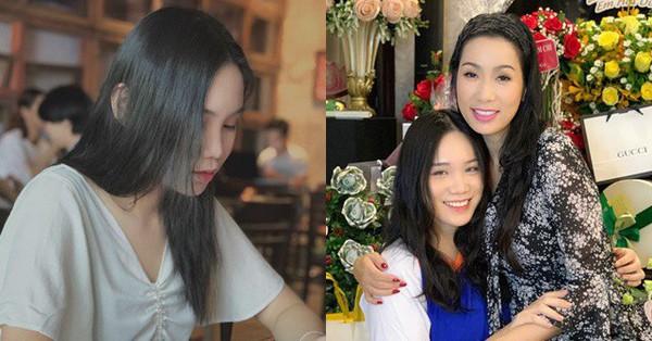 Bất ngờ trước nét đẹp Hoa hậu của con gái Trịnh Kim Chi dù chỉ mới 16 tuổi