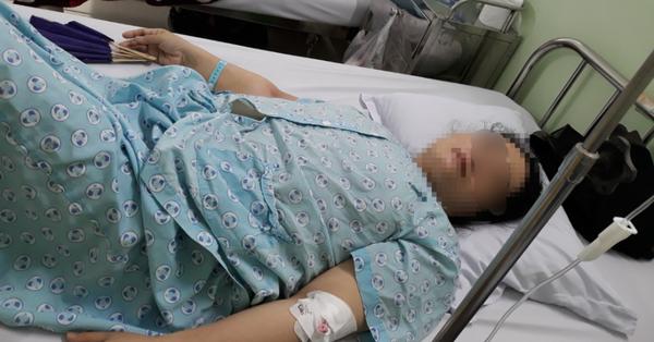TP.HCM: Vừa sinh con, một sản phụ 35 tuổi hôn mê sâu    nguy kịch nghi do ngộ độc thuốc tê