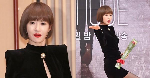 ''Nàng Kim Sam Soon'' Kim Sun Ah lộ thân hình mảnh...