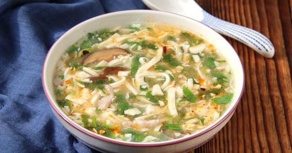 Mỗi ngày bạn hãy ăn tối với món súp đậu này, đảm bảo không lo tăng cân!