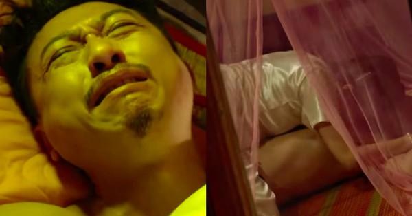 ''Tiếng sét trong mưa'': Lộ cảnh Cao Thái Hà cưỡng hiếp Hứa Minh Đạt, lời thoại 18+ tiếp tục xuất hiện làm ai cũng sốc