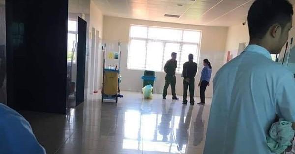 Quảng Ninh: Phát hiện một thi thể trẻ sơ sinh bị vứt trong thùng rác tại bệnh viện