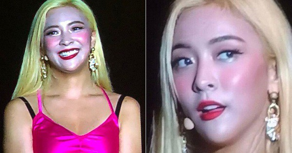 Trổ tài makeup xem có ai trầm trồ, Luna f(x) gây sốc nặng vì trông như đi casting phim kinh dị Annabelle