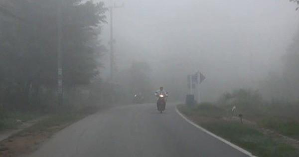Khói mù bao phủ Đông Nam Á