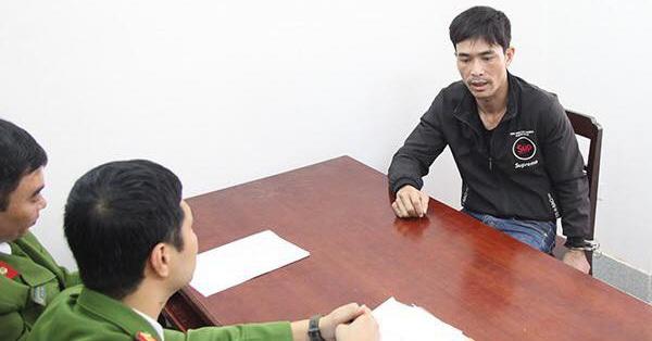 Lời khai của kẻ chém dã man người phụ nữ trước mặt con nhỏ ở Thái Nguyên
