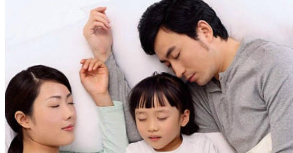 Đọc xong những thông tin này, mẹ Việt nào cũng muốn cho con ngủ riêng ngay lập tức