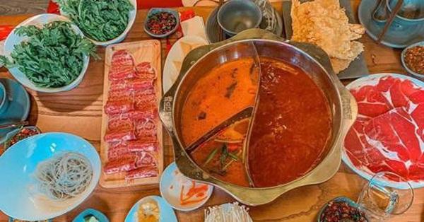 Wucheng Hotpot – Giữa xứ ngàn hoa đắm chìm trong món lẩu Đài Loan
