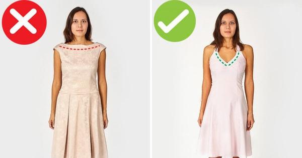 6 sai lầm khi diện đồ khiến các chị em trông béo và dìm dáng hơn hẳn