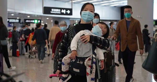 Virus corona bùng phát phức tạp đúng dịp nghỉ lễ, đây là điều cha mẹ cần nhớ để bảo vệ sức khỏe của con
