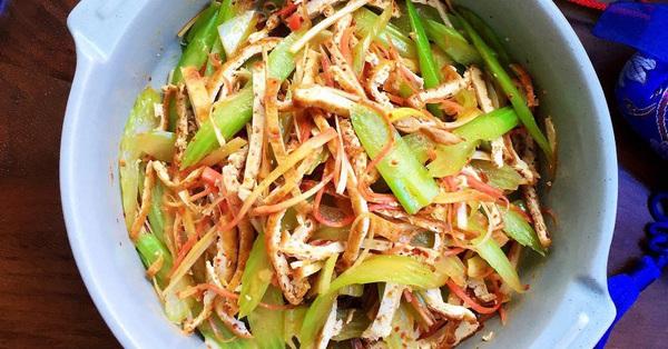 Bữa tối nhẹ bụng với món ngon từ đậu phụ làm nhanh chỉ trong 15 phút!