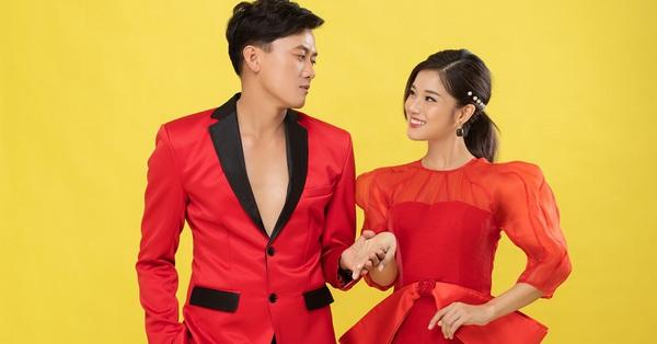 Hoàng Yến Chibi đẹp lộng lẫy đón Valentine cùng Quách Ngọc Tuyên, khác xa hình ảnh