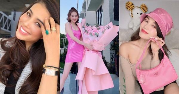 Hậu Valentine, sao Việt khoe quà khủng: Phạm Hương được tặng nhẫn kim cương cỡ đại,Á hậu Tú Anh hẳn là sướng nhất vì có xế hộp mới