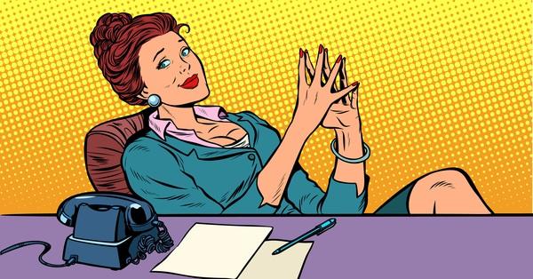Không phải tài sắc vẹn toàn, chẳng phải mưu hèn kế bẩn, đây mới là loại phụ nữ đáng sợ nhất chốn công sở!