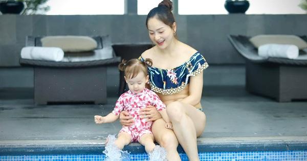Nhiều người kêu ầm lên khi biết Lan Phương đưa con đi chơi mùa dịch, nữ diễn viên tuôn một tràng phản pháo