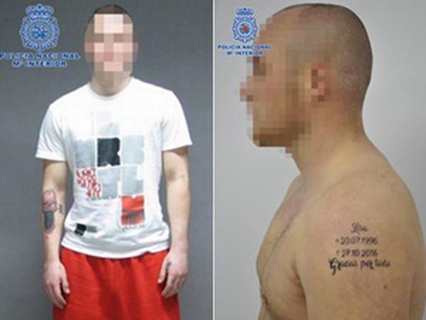 Người đàn ông máu lạnh bị vạch mặt giết người tình vì hình xăm trên cánh tay