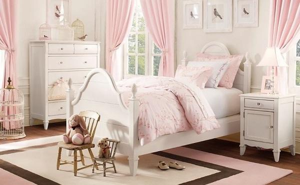 Những căn phòng ngọt ngào cho thiên thần nhỏ
