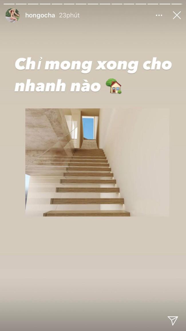 Hà Hồ tiết lộ đang xây căn hộ mới, ngày chính thức về chung một nhà với Kim Lý đã không còn xa? - Ảnh 2.