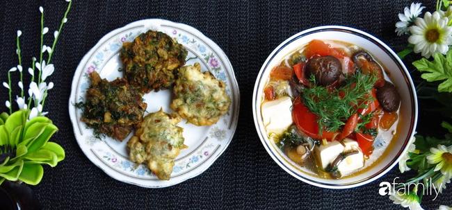 Ngày Rằm ăn chay, học Liên Ròm nấu ngay chỉ 1 món bún này siêu ngon cho bữa tối - Ảnh 9.