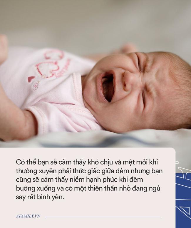 Không còn bơ phờ vì thức đêm chăm con sơ sinh, tuân thủ các hướng dẫn dưới đây sẽ giúp các mẹ nuôi con nhàn tênh - Ảnh 4.