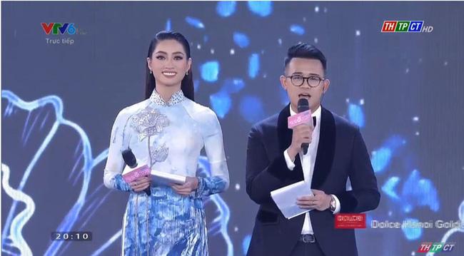 Bán kết Hoa hậu Việt Nam 2020: Một thí sinh rút lui khỏi cuộc thi ở phút chót, top 59 trình diễn áo dài - Ảnh 2.