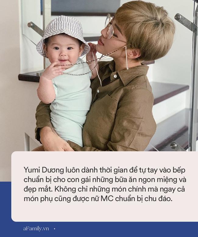 Công thức làm bữa phụ cho bé vừa ngon vừa dễ làm của mẹ đảm Yumi Dương, con ăn thun thút mẹ đút không kịp - Ảnh 1.