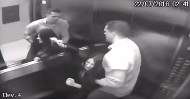 """Nữ luật sư bị chồng ném chết từ tầng 4, hình ảnh cuối cùng của nạn nhân vật lộn với """"tử thần"""" trong thang máy khiến ai cũng rùng mình kinh hãi - Ảnh 5."""