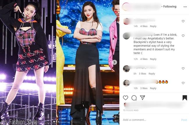 Xinh như Hoa hậu nhưng Jisoo vẫn lép vế trước Angela Baby khi diện áo cúp ngực, fan của BLACKPINK còn đứng về phía bà mẹ 1 con  - Ảnh 4.