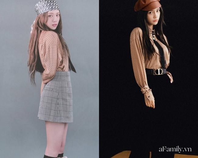 Xinh như Hoa hậu nhưng Jisoo vẫn lép vế trước Angela Baby khi diện áo cúp ngực, fan của BLACKPINK còn đứng về phía bà mẹ 1 con  - Ảnh 7.